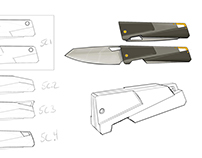 Folding Knives - In Progress