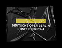 Deutsche Oper Berlin Poster Series -1