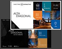 DIRECTORIO INTERACTIVO ALTA DIAGONAL