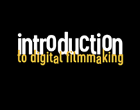 Introduction to Digital Film (DPHR2S/DFHR2S)