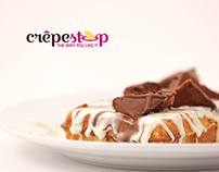 Crepestop Product Photography