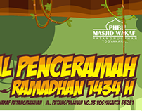 Baliho Ramadhan Qurban