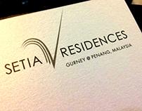 Setia V.Residences Logo Design