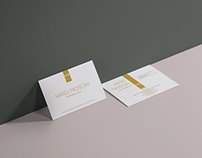 Business card - Matej Troscan