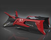 Pod Racer concept