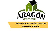 Aragón Construcciones Branding