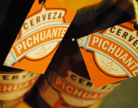 Diseño Cerveza Artesanal Pichuante
