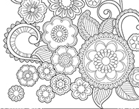 Illusions Coloring Pages by Sinagtala