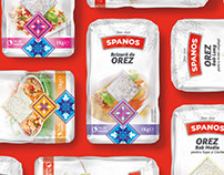 Spanos - Branding & Packaging