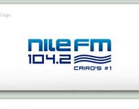 Nile Radio Production Logo Facelift