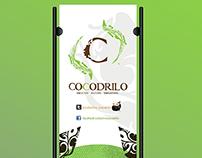 Cocodrilo Altamira (Afiche)