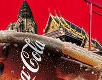 Coca Cola Thailand Culture