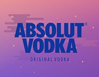 ABSOLUT VODKA / Special Edition Proposal