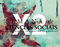 XII Semana de Ciências Sociais