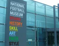 Football Museum Work