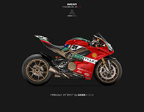 "Ducati Panigale V4 ""BYS1"" Livery"