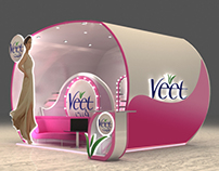 Veet Booth