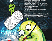Maltepe Üniversitesi-Afiş