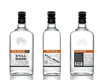 Still Moon Moonshine Rebrand