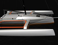 Trimaran Brochure Graphics