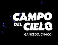 """Campo del Cielo"". Identity & Exhibition Design"