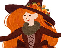Autumn Witch
