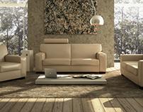 3D interior / livingroom