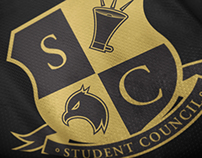 Coral Secondary's Student Councillors