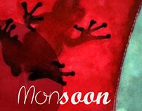 Monsoon Illustrations