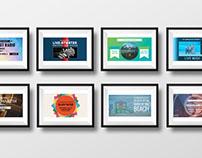 Social Media Event Poster Designs