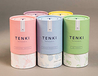 Tenki Patagonia :: Packaging + Branding