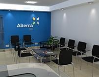 Alterna / Renders Instalaciones