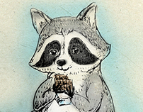 52 Raccoons