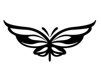 Butterfly Tatto Design