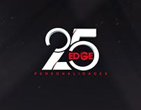 25 Personalidades Edge
