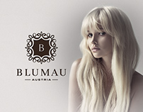 "Brand identity for ""Blumau"""