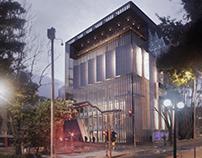 Concurso Centro de Felicidad / Arquitecto Luis Calderón