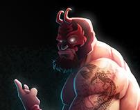 eL Rey Diablo 2016