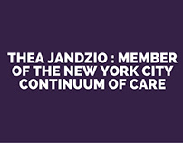 Thea Jandzio : Member of the New York City Continuum of
