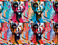 Body painting 2013