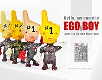 """""""EGO BOY"""" by Emilio Subirá"""