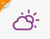 Weather Icon Font