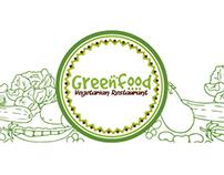 Diseño Restaurante Vegetariano