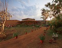 Jungle Home Resorts Pench