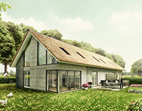 Dutch Farmhouse, Netherlands
