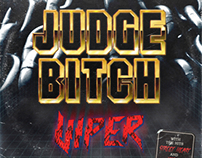 Judge Bitch - Viper [Cover]