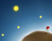 Le Petit Prince - Digital paint