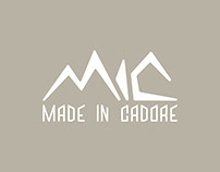 MIC Made In Cadore • Stand design and communication