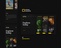 National Geographic - concept