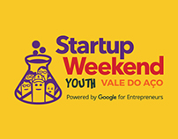 Startup Weekend | Identidade Visual Vale do Aço